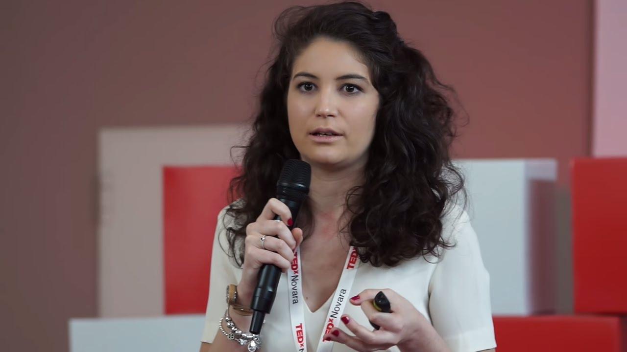 La fiducia si fa Rete | Marta Ghiglioni | TEDxNovaraSalon