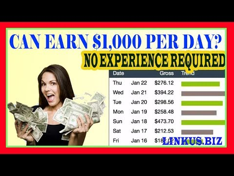 How To Make Money Online - Earn Money Fast From Home 2018 [PROOF]