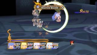 Tales of Symphonia (PC) - Ex Boss: Abyssion - Hard Mode (HD)