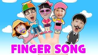 손가락 동요 핑거송 같이 불러봐요! Finger Family Songs | Kids Songs & Nursery Rhymes 인기동요 - 마슈토이 Mashu ToysReview