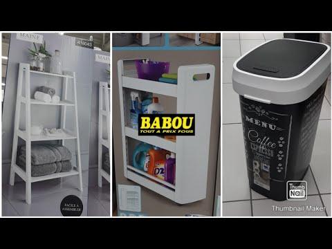 Babou Arrivage Rangement Meuble De Rangement Vendredi 13 Mars Youtube
