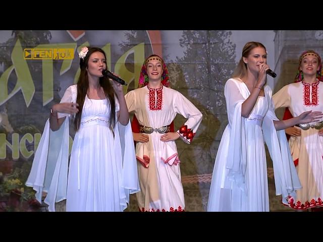 ИВА И ВЕЛИСЛАВА КОСТАДИНОВИ - Айде, моме, босо по росата (live)
