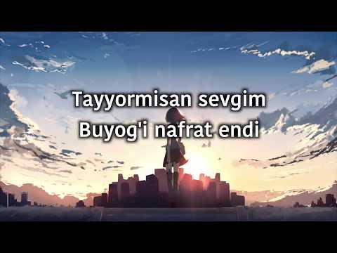 UzBoom - Tayyormisan