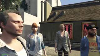 Grand Theft Auto V - No Pixel RP - Day 1 [Part 1]