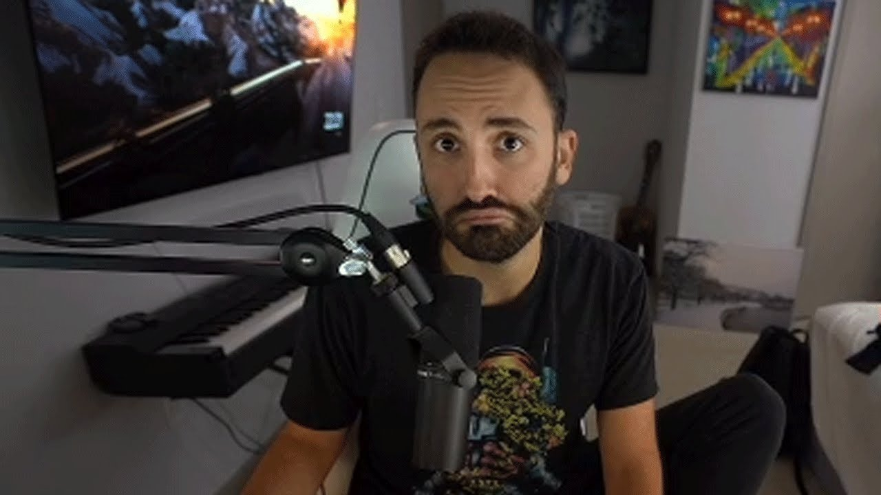 Reckful Finds Out His Old Wow Videos Were Deleted Youtube