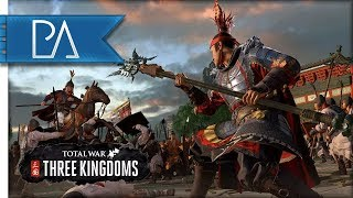 RISE OF THE YELLOW SKY - Total War: Three Kingdoms Stream