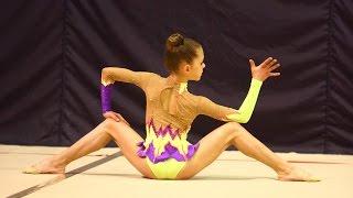 Гимнастика Соревнования Дети и Подростки