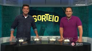Sorteio do fanÁticos game show 2 - ao vivo