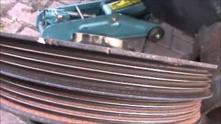 Honda CRV Timing Belt Replacement part 1b