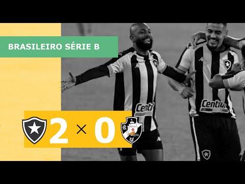Botafogo 2 X 0 Vasco – Gols – 31/07 – Campeonato Brasileiro Série B