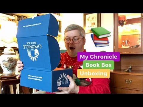 My Chronicle Book Box ~ Crime & Mystery | December 2020