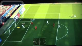 PES 2014 Gameplay Festigames 2013
