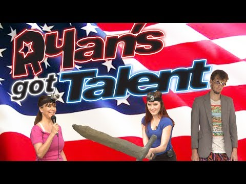 Ryan's Gameshow presents...Ryan's Got Talent!