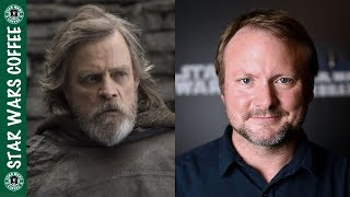 Rian Johnson Explains Why Luke went to Ahch-To