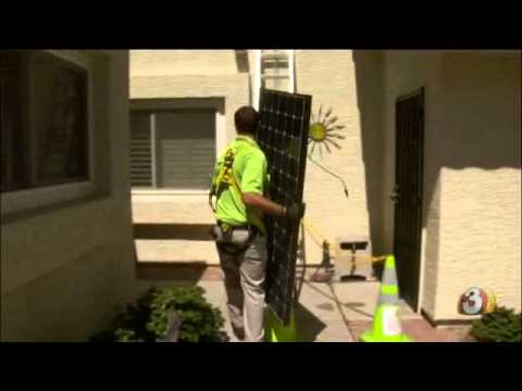 Sun Valley Solar Solutions on Channel 3, July 10, 2013