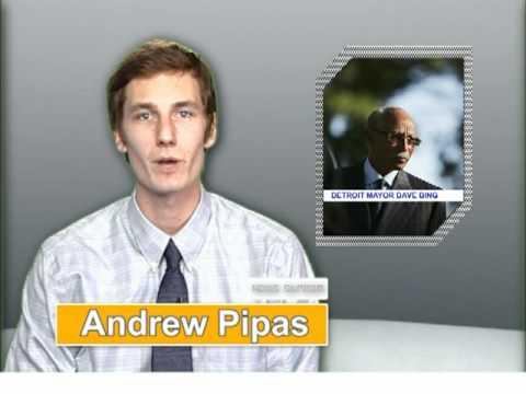 Detroit  News Stream 11-18-2010