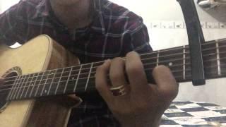 Hướng Dẫn Guitar Cơ Bản : Intro Tuổi Hồng Thơ Ngây ( đoạn điệp khúc )