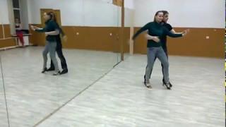 Танец бачата для начинающих