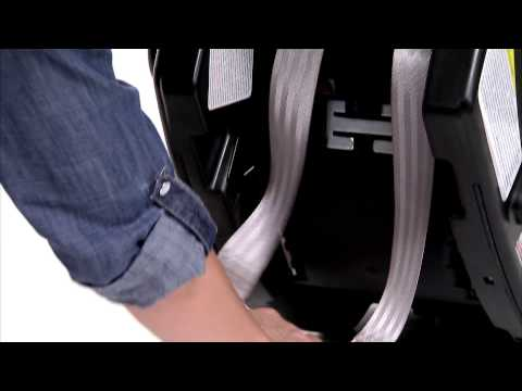 Graco How to Cange Harness Buckle on Infant Car Seats