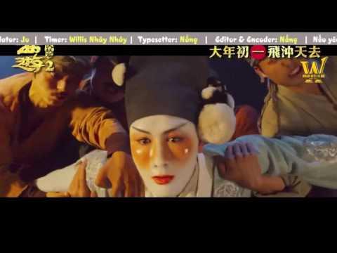 [VIETSUB] Trailer Tây Du Kí: Mối Tình Ngoại Truyện bản tiếng Quảng