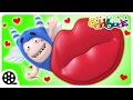 Oddbods | Get Ready for Valentine's Day! | Funny Cartoons For Kids