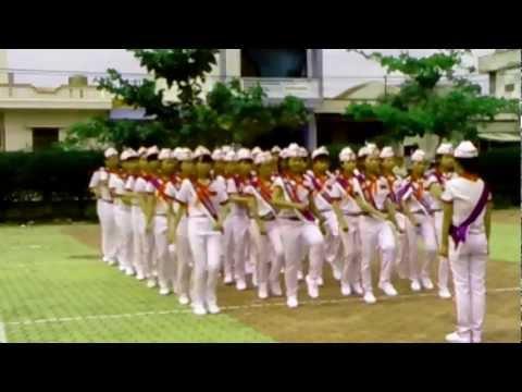 Phần Thi Nghi Thức Liên Đội Trường THCS Hùng Vương - TP Tuy Hòa- Phú Yên 2012-2013.