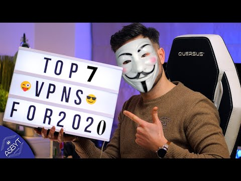 BEST VPN 2020!!! - Top 7 Services!