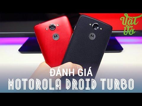 [Review dạo] Đánh giá chi tiết Motorola Droid Turbo: bá đạo từ trong ra ngoài
