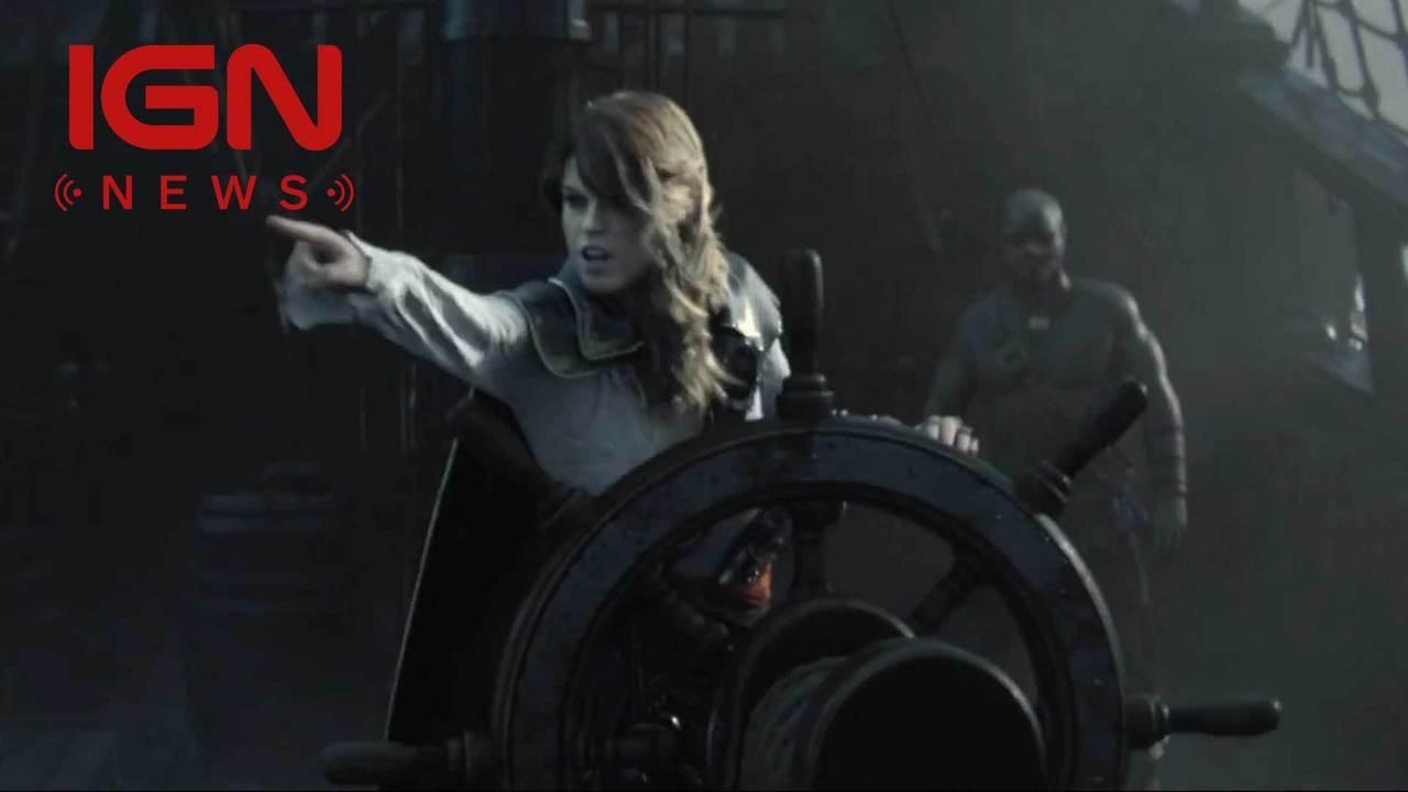Skull And Bones Video Game 2018 Ubisoft: E3 2017: Ubisoft Singapore Reveals Pirate Game Skull And