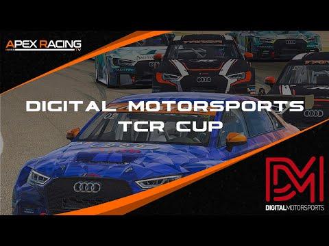 Digital Motorsports TCR Cup   Round 1 At Donington National