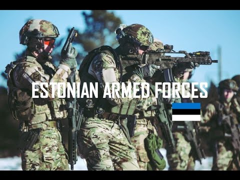 Estonian Armed Forces 2017