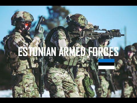Estonian Armed Forces 2017