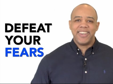 Skip J. Williams - Defeat Your Fears