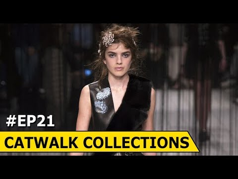 Glam Diaries of Frost French and Mc Queen | Catwalk Collections | Fashion Funki | Ep 21
