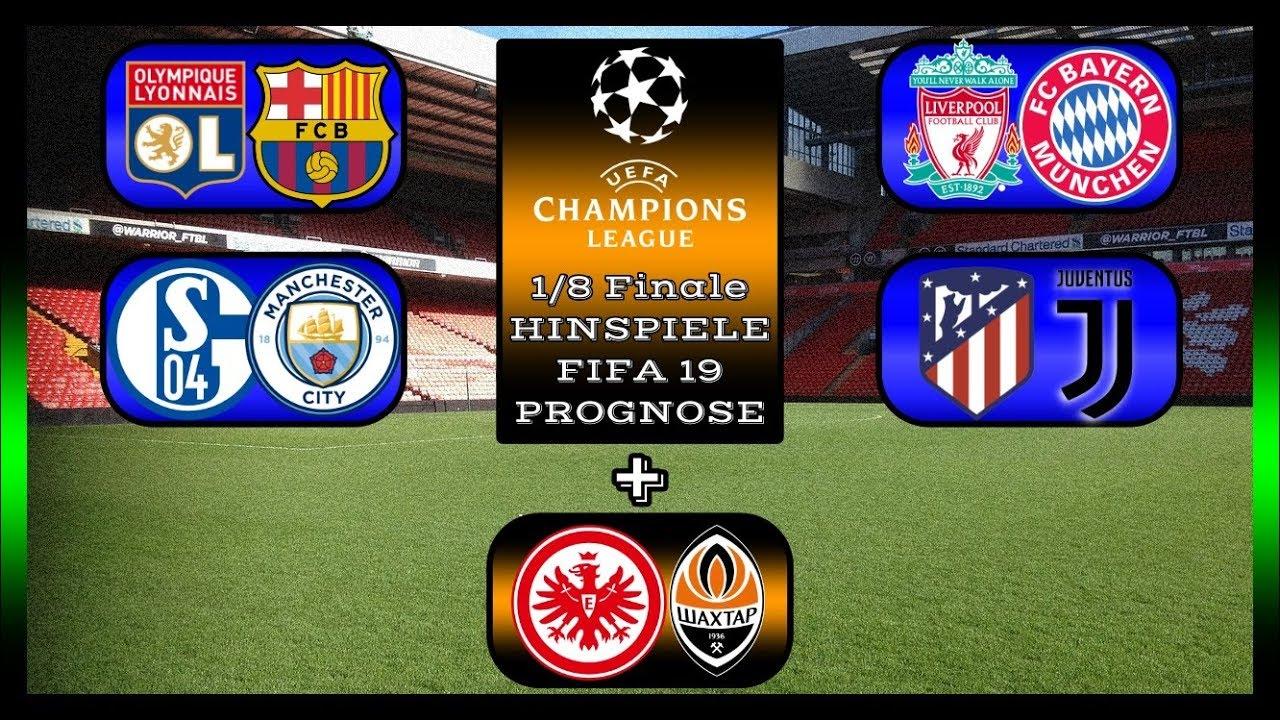 Dazn Champions League Achtelfinale