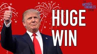 Trump's Latest Huge Win