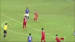 AFF Suzuki Cup 2014 - Why PENALTY Malaysia Vs Thailand (2nd LEG Final) ????