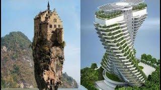 أروع 10 تحف معمارية فى العالم  ما بين القديم و الحديث
