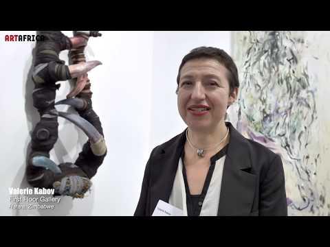 Valerie Kabov: Director of First Floor Gallery