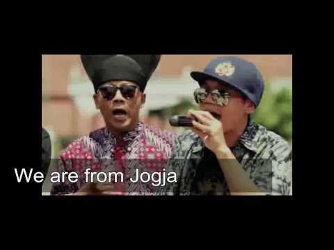 jogja hiphop foundation  Song Of Sabdatama