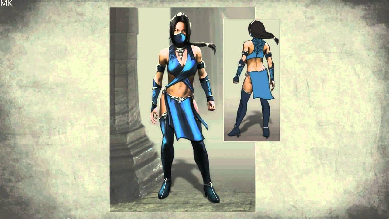 Mortal Kombat X Kitana...