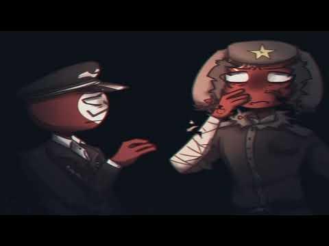 🖤❤Nazi Germany (Third Reich) x USSR-URSS (Soviet Union)❤💛 //countryhumans //Bad Romance [YAOI]
