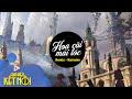 karaoke  hoa cài mái tóc remix  beat đào phi dương