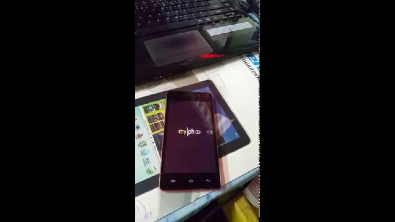 How to Hard Reset MyPhone Rio 2 Lite : LightTube