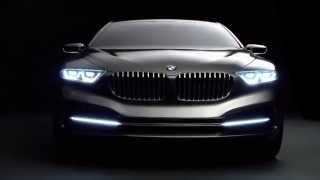 BMW Pininfarina Gran Lusso Coupe 2014 Videos