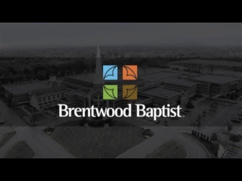 Brentwood Baptist Church l Brentwood Campus l Sunday, August 12 - Full Service