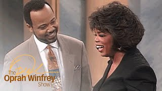 Oprah Reunites With Her First Love | The Oprah Winfrey Show |  Oprah Winfrey Network