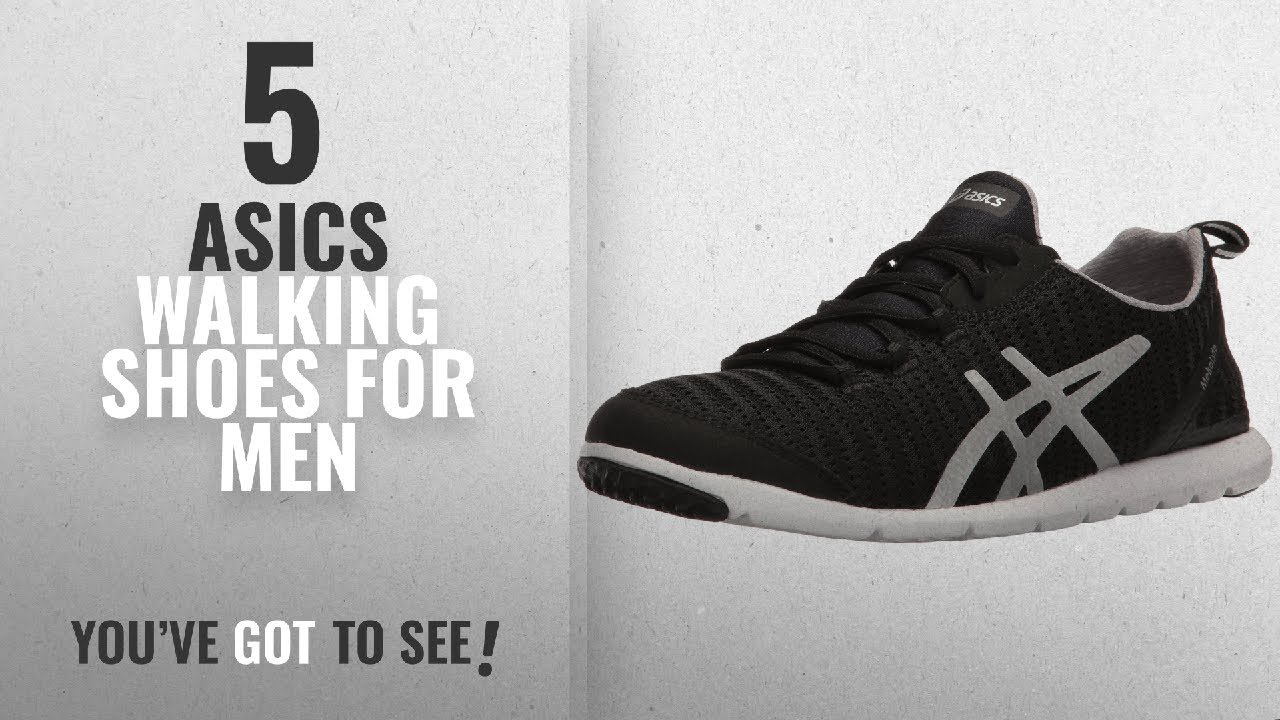 1e469f63 Top 10 Asics Walking Shoes [2018 ]: ASICS Women's Metrolyte-W Walking Shoe,  Black/Aluminum/Silver, 9