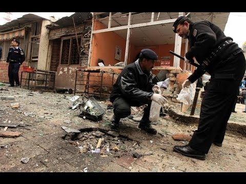 Islamabad Court House BLOWN UP by Suicide Bomber Killing 11 - Pakistan