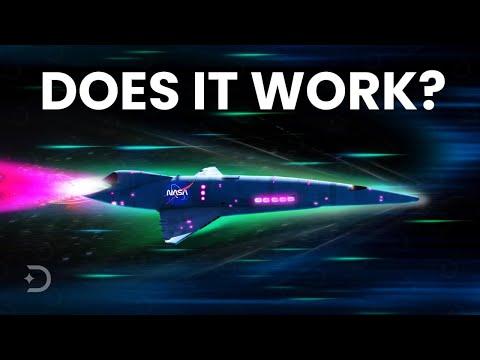 NASA Designs Near Light Speed Engine That Breaks Laws Of Physics
